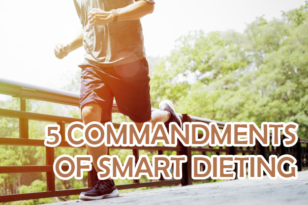 Read more about the article The 5 Commandments Of Smart Dieting