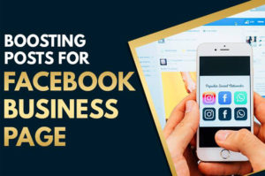 Read more about the article Boosting Posts for Facebook Business Page