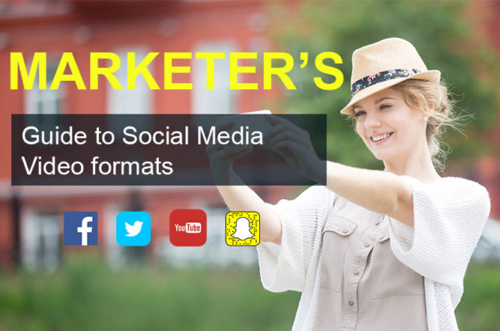 Read more about the article Marketer's Guide to Social Media Video formats