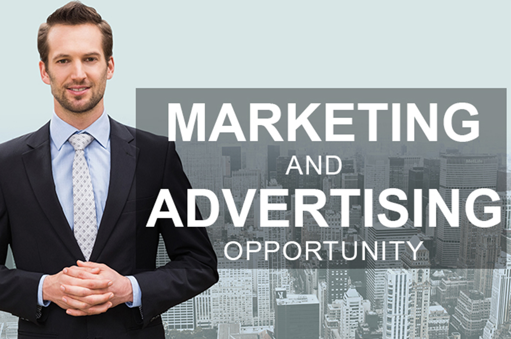 Read more about the article Marketing & Advertising Opportunity