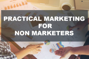 Read more about the article Practical Marketing for non marketers: Enhance your creativity to get results