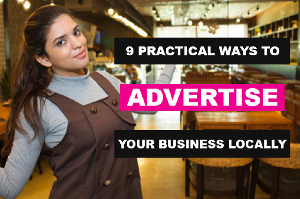 Read more about the article 9 Free and Practical ways to advertise your business locally