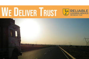 Reliable Courier Services