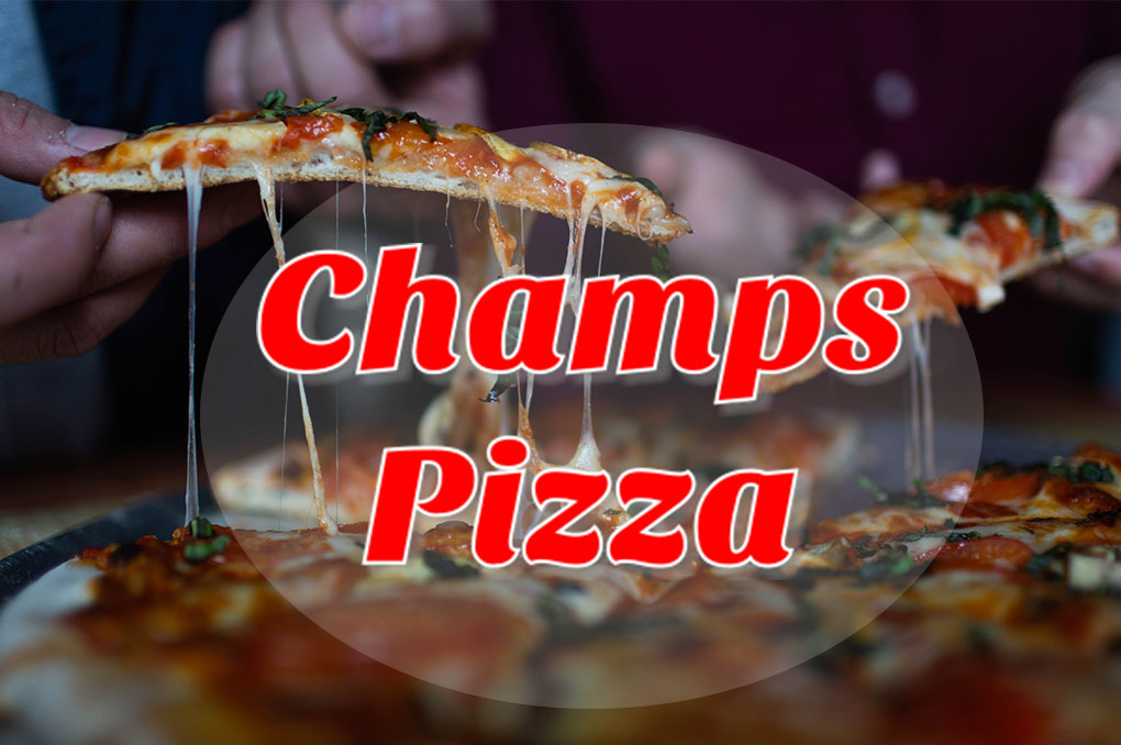 Read more about the article Champs Pizza
