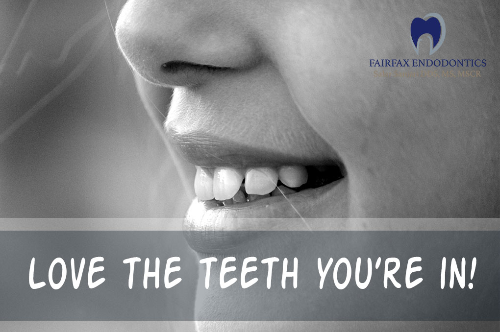 Read more about the article Love the teeth you're in!