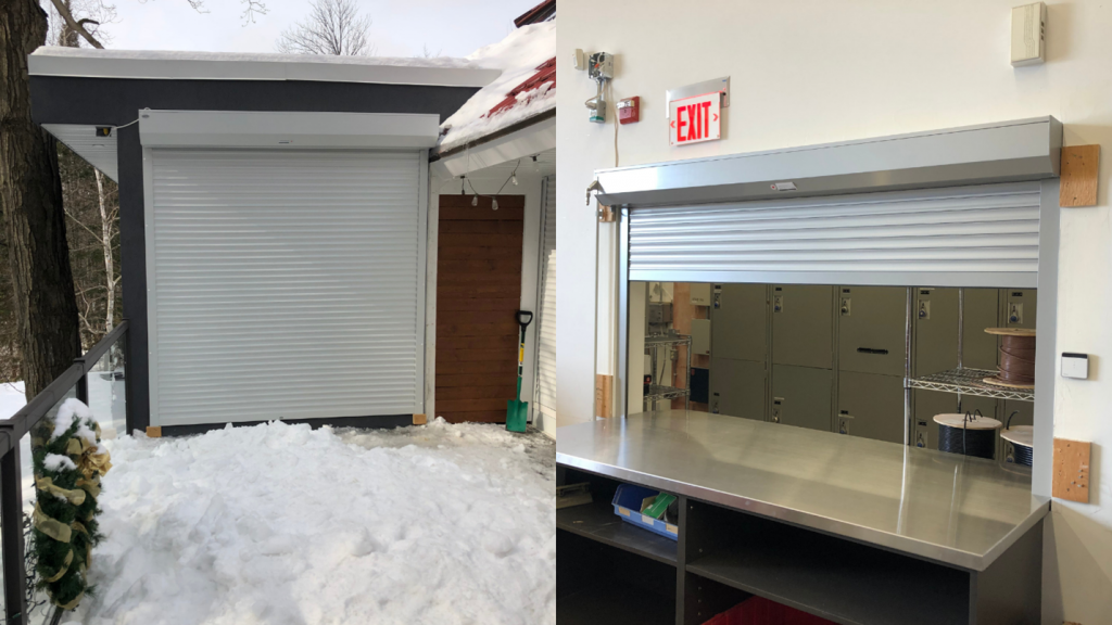 Read more about the article Roll-Up Garage Doors: Types and Unique Benefits