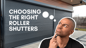 Read more about the article Choosing the Right Roller Shutters