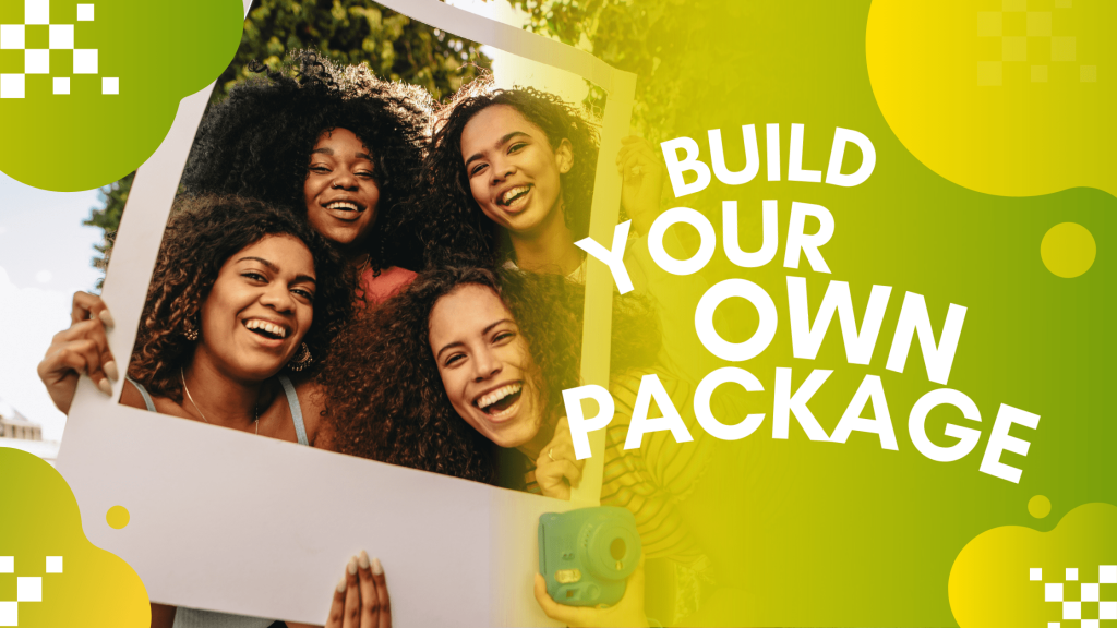 Read more about the article Build Your Own Package with LP7 Marketing
