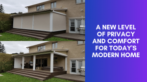 Read more about the article A New Level of Privacy and Comfort for Today's Modern Home