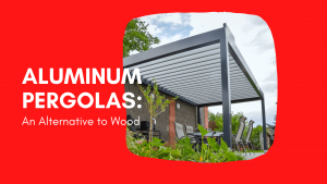 Read more about the article Aluminum Pergolas: An Alternative to Wood